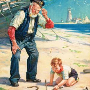 Дедушка-дедуля слушать онлайн и скачать | Детские песни